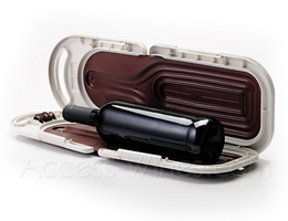 Etui porte-bouteille AVERLI Wine-Up Monoposte