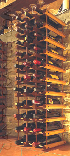 Casiers A Vins Canty Pour Le Rangement Des Bouteilles De Vin Ou Champagne Systeme Modulaire Pour Amenagement De Caves