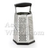 Six sided Tower Grater with container - brand CUISIPRO