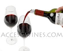 drop stop anti gouttes pour le vin et champagne dropstop. Black Bedroom Furniture Sets. Home Design Ideas