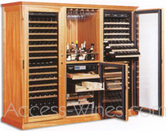access wines conserver le vin casiers armoires caves. Black Bedroom Furniture Sets. Home Design Ideas