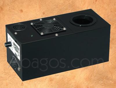 humider humidificateur lectronique pour grandes caves cigares. Black Bedroom Furniture Sets. Home Design Ideas