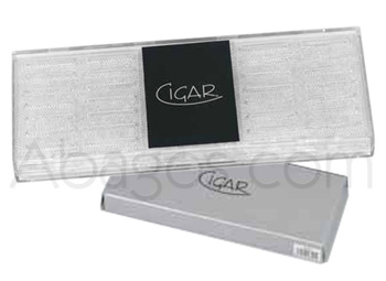CIGAR polymer humidifiers for cigars humidors suitable for 50 to 100 cigars.
