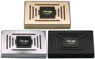 Acryl polymer humidifiers for cigar humidor from 20 to 50 cigars.