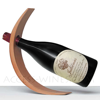 LUNA Wine bottle holder display unit