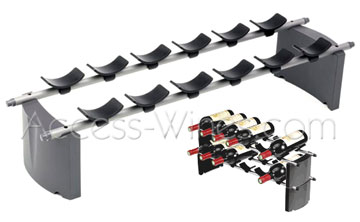 screwpull rack pour rangement de bouteilles. Black Bedroom Furniture Sets. Home Design Ideas